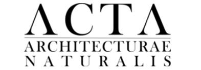 Acta Architecturae Naturalis