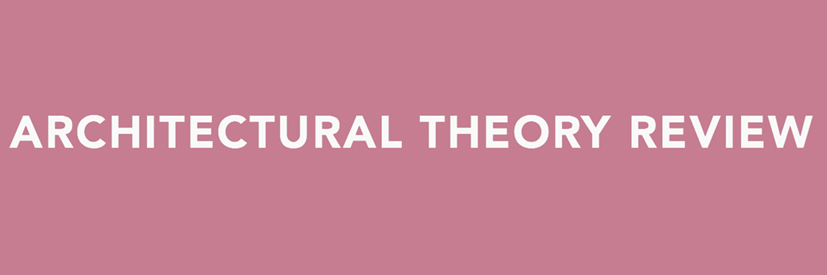 Architectural Theory Review