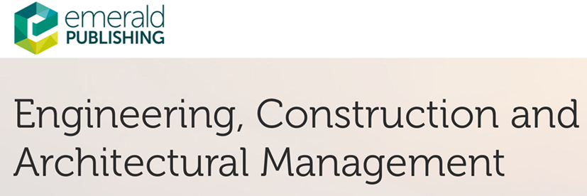Engineering, Construction and Architectural Management