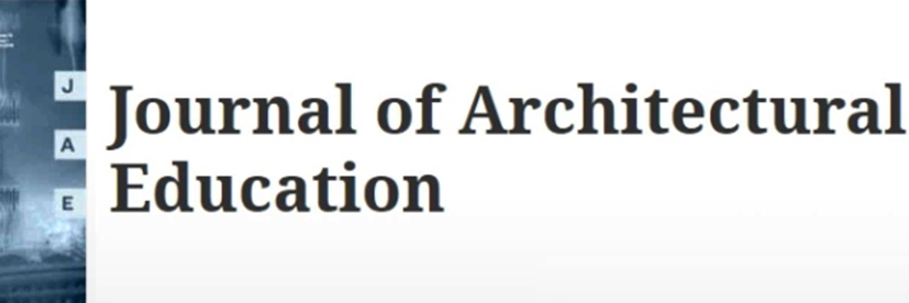 Journal of Architectural Education