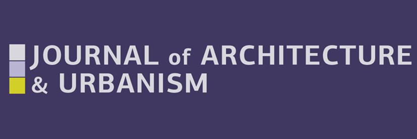 Journal of Architecture & Urbanism