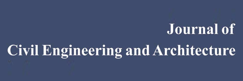 Journal of Civil Engineering and Architecture