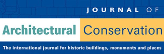 Journal of Architectural Conservation