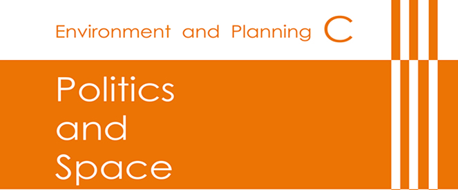 Environment and Planning C | Politics and Space