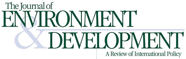 The Journal of Environment & Development