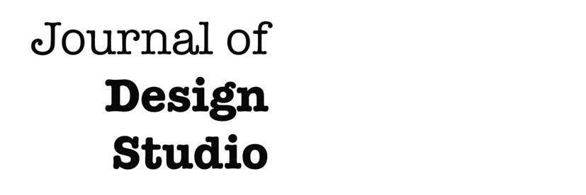 Journal of Design Studio